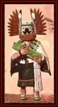 Crow Mother Kachina-artist unknown