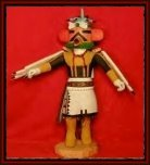 Red Tail Hawk Kachina-Navaho Artist, Lo-Ma-So-Ho